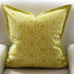 Bell Honeydew - 60 x 60 - Inside Out Home Boutique