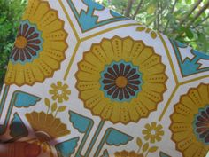 How to make your Own oilcloth Fabric