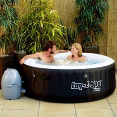 Order Bestway Lay-Z Spa Miami Heated Hydro Relaxation 81 Jet Massage online now. Enjoy fast delivery on all Bestway Lay-Z Spa Miami. Intex Whirlpool, Whirlpool Bathtub, Lay Z Spa Miami, Miami Pool, Quick Up Pool, Inflatable Hot Tub Reviews, Round Hot Tub, Tub Cover, Portable Spa