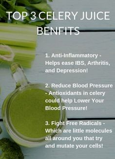 6 Celery Juice Benefits for your Skin, Blood Pressure, Depression and Carrot Juice Benefits, Smoothie Benefits, Juicing Vs Smoothies, Juicing For Health, How To Relieve Migraines, Ginger Juice, Fruit Juice, It Works Products, Depression Treatment