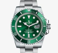 One of the only green dive watches that looks awesome.