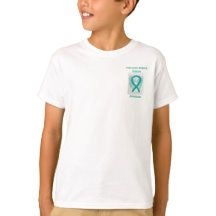 The green awareness ribbon means support for mental health awareness. May is Mental Health Awareness Month. Make custom mental health awareness gifts. Mental Illness Awareness Week, Social Awareness, Create Awareness, Awareness Ribbons, Polycystic Kidney Disease, Ribbon Shirt, Childhood Cancer, Custom Tees, Color Stripes