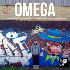 Check out our interview with street artist @omegatbs now on our blog! https://news.globalstreetart.com/2016/06/22/the-beginning-of-omega/ #globalstreetart #streetartists #urbanwalls