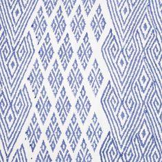 Favorite Fabrics: Naga Iris by John Robshaw Textiles