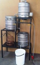 Watcham brewery - Brewery equipment