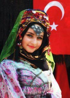 Anadolu kızı - Anatolian girl / Türkiye / Turkey