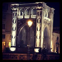 { ... e la città riprende fiato e sembra che dorma, e il buio la trasforma e le cambia forma... } #gentedellanotte #lecce #by #night #robyzl #serendipity #pic #picoftheday #ph #photo #photooftheday #tagforlike #like4like #tumblr #flik #social #jj #joy #tw #tweet #tweegram #ip #iphone #iphonesia #instagram #instagood #instacity weareinpuglia #ig #igers #lecce