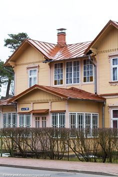 The picturesque spa town of Jurmala is only a 20-minute drive from Riga