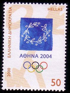 Stamps from Greece Ex Yougoslavie, Stamp World, My Heritage, Stamp Collecting, Olympic Games, Postage Stamps, Athens, Olympics, 2d