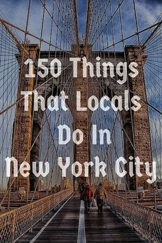 A Local's Guide to New York City: covering the best little-known sites restaurants neighborhoods and many more! - Travel New York - Ideas of Travel New York Voyage Usa, Voyage New York, New York City Travel, New City, New York City Shopping, New York Trip, New York Travel Guide, Travel Tips, New York Life