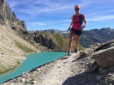 Maud Gobert - Championne du monde de trail #valloire