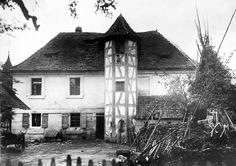 Abbildung der Burg: Briefly owned by Berthold Bewais