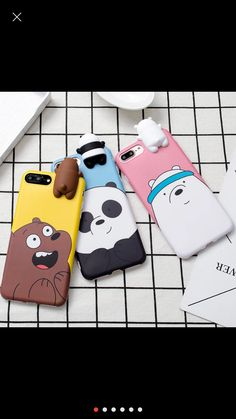 We bare bears !! Case
