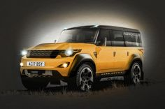 New Land Rover Defender to launch in 2018