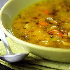Fat Flushing Soup Recipe - Key Ingredient