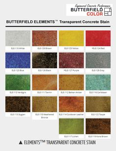 1000 Images About Staining Concrete Floors On Pinterest