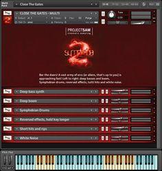 ProjectSAM Symphobia 2 - 2014 Edition - Symphonic Effects & Legato Ensembles