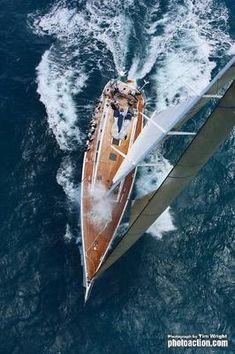 Swan 80 yacht Selene. Photo: RORC/Tim Wright