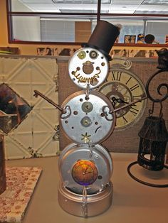 Steampunk Merry Christmas - Bing images