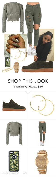 """""""B's & H's Collection"""" by trill-boss ❤ liked on Polyvore featuring adidas Originals, OtterBox, Versace and Fallon"""