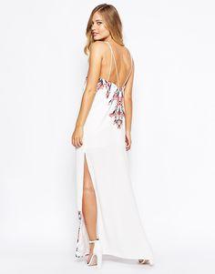 Изображение 1 изStylestalker Auspicious Maxi Dress In Print