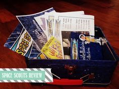 Plan to Happy: Space Scouts Subscription Box for Kids {Review}