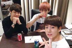 BTS ( Jimin, V, Jungkook )
