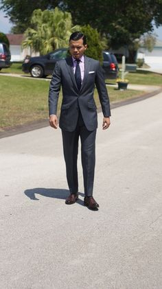 Outfit Post: Classic Tailoring