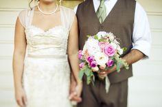 Real Weddings: Sarah