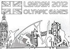 London Olympics 2012 Study Sheets, printable worksheets