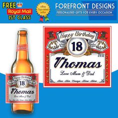 #Personalised beer/lager #spoof bottle #labels - perfect birthday/wedding gift,  View more on the LINK: http://www.zeppy.io/product/gb/2/191258976305/