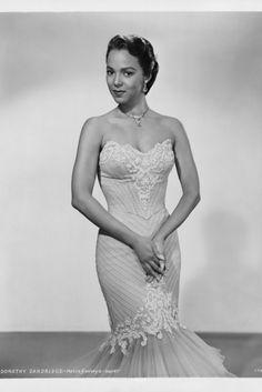 Dorothy Dandridge - Inspiring Pics of Black Icons Serving Vintage Glam