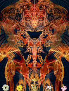 """MACUILXOCHITL"" by Bill Brouard | Redbubble"