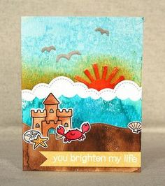 Four Cute Cards with Mendi | the Lawn Fawn blog | Bloglovin'