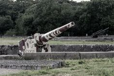 coastal defense - part of the Atlantic wall built by the Germans Taken on July 3, 2014 Crisbecq Battery   Flickr - Photo Sharing!