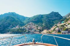 Positano Coast, Italy, La Dolce Vita Collection by Gray Malin Photography