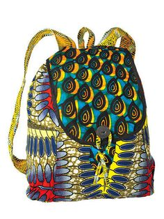 Nicole Miller  Indego African backpack