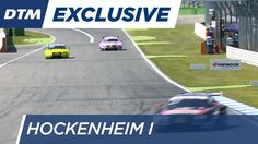 DTM Hockenheim 2016 - Freies Training 2 - Re-Live (Deutsch) //Relive free practice for race 1 at Hockenheim on the DTM YouTube channel (German audio).  Due to technical issues the sound starts at 12:05.  Qualifying Race 1: http://youtu.be/aPzU21giNFs Qualifying Rennen 1: http://youtu.be/1cdz_xle_kA