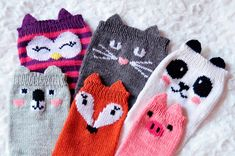 Girly Knits Sock Collection Show and Tell