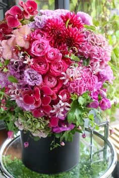Stunning nature: Amazing Flower Arrangements