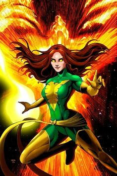 "Real Name Jean Grey-Summers Height 5'6"" Weight 115 lbs. Powers Jean Grey possessed telepathic powers enabling her to read minds, project her thoughts into the minds of others, initiate astral travel, and mentally stun opponents with pure psionic force, among other talents. She also possessed telekinesis, allowing her to levitate and manipulate objects and others, generate force fields, fly, and stimulate heat molecules to generate concussive blasts.Her powers were magnified to near-in..."