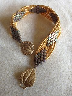 Moving On Down The Road beading pattern – Bead Addiction Online