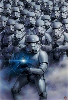 StormTroopers  / minions