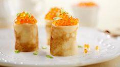 Блинные «улитки». Пошаговый рецепт с фото, удобный поиск рецептов на Gastronom.ru