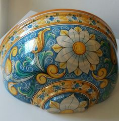 Cerâmica italiana. Caltagirone.