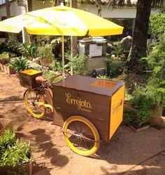 Triciclo errejotabrownie v 20! olebikes foodbike bikeloja triciclo tricycle cargobikehellip