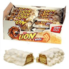 One of Nestle's iconic hunger brands due to memorable campaigns throughout the decades, the Lion bar is unmistakably delicious. The bar is now even more cru
