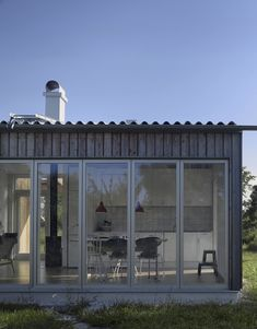 Built by LLP Arkitektkontor for a young family in Sweden, this cottage-style home fulfills every desire for contemporary style and livability without showing off or breaking the bank. Set...