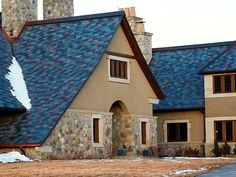 Best Owens Corning Harbor Blue Shingles Google Search 640 x 480