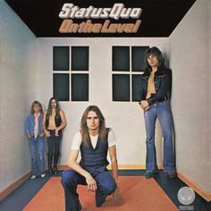 Status Quo - On the Level (CD)
